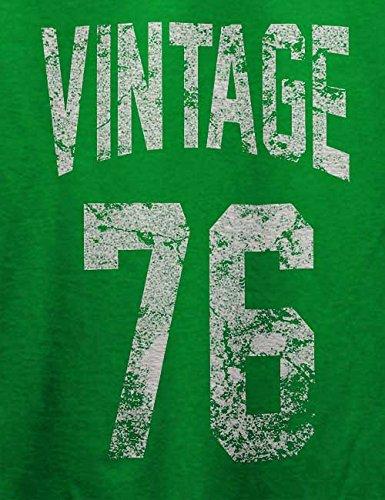 Vintage 1976 T-Shirt Grün