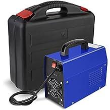 Fixkit Máquina de Soldadora Aparato de Soldadura Eléctrico Máquina de Soldar Portátil para Casa Soldadora Inverter 200 Electrodos de 2.5mm