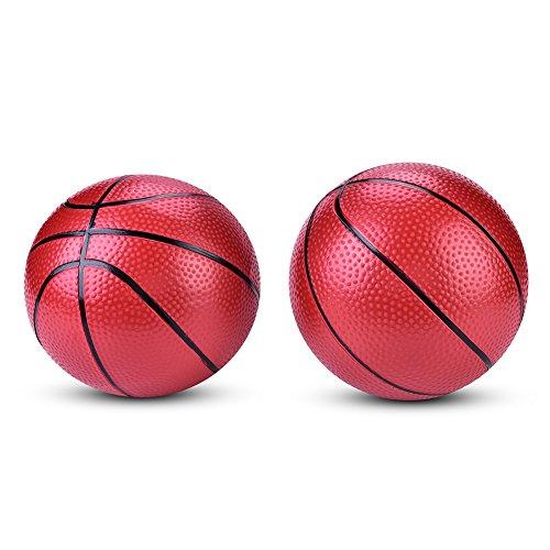 Baloncesto Inflable Niños Adolescentes Juego Bolas