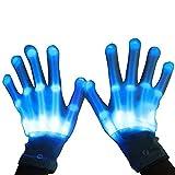I guanti flash DMBaby possono essere utilizzati nelle sale da ballo, nelle rappresentazioni di palco e in altri grandi spazi di intrattenimento, ma possono anche essere utilizzati per suonare il pianoforte di notte.  Non importa quello che ha...
