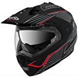 New 2015 Caberg Tourmax Sonic Matt Black Red Motorcycle Helmet