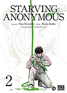 Starving Anonymous Edition simple Tome 2