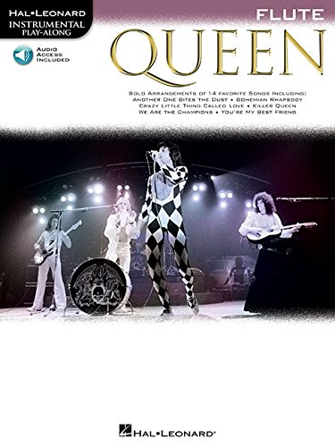 Queen (Flûte) Flûte Traversiere +CD (Hal Leonard Instrumental Play-along)