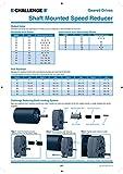 Sfida smsr-j-120–110a, riduttore di velocità, misura, boccola di riduzione, 120mm x 110mm