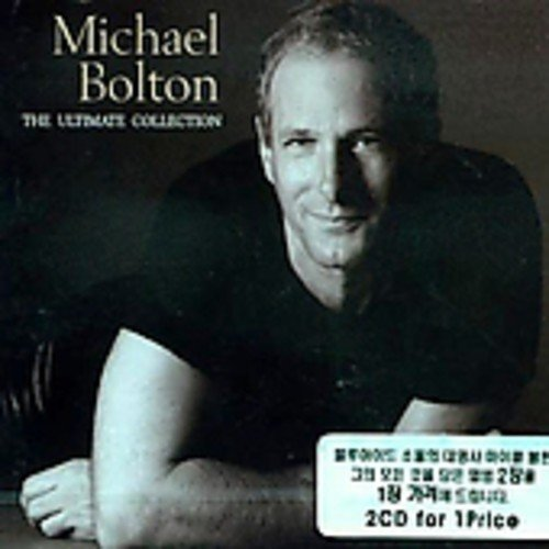 Michael Bolton: Ultimate Collection (Audio CD)