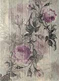 Zita's Creative Reispapier A4 - Roses on board. Motiv-Strohseide, Strohseidenpapier, Decoupage Papier