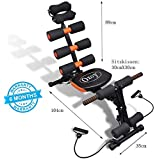 Owme Six Pack ABS Exerciser Machine with 20 Different Mode for Exercise and Fitness Without Cycle Home Gym