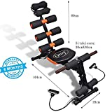 Owme Six Pack Abs Exerciser/Six Pack Machine 20 Different Mode for Exercise