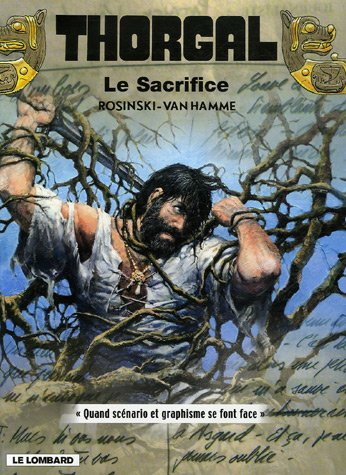 Thorgal - tome 29 - Sacrifice (Le) - spécial version scénario