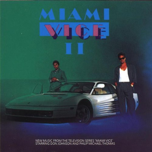Various: MIAMI VICE 2 (Audio CD)