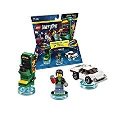 LEGO Dimensions - Level Pack - Midway Arcade