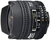 Nikkor Fisheye AF 16mm f/2.8D Lens
