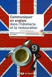 Communiquer en anglais dans l'hôtellerie et la restauration (1CD audio)