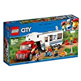 LEGO® City Great Vehicles Pickup & Wohnwagen