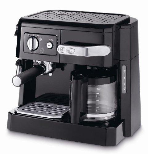 DeLonghi BCO 410 Kombi-Kaffeemaschine / 15 Bar / ESE-System