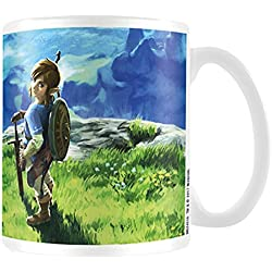 Pyramid International - Taza De The Legend Of Zelda: Botw, Modelo View
