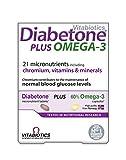 Vitabiotics Diabetone Plus 28 Tabs / Caps, 80 g