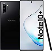 Samsung Galaxy Note 10+ Dual SIM 256GB 12GB RAM 4G LTE (UAE Version) - Aura Black