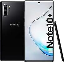 Samsung Galaxy Note 10+ Dual SIM - 512GB, 12GB RAM, 4G LTE, Aura Black, UAE Version with Free Galaxy Buds - Pre order
