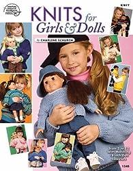 Knits for Girls & Dolls by Charlene Schurch (2004-01-04)
