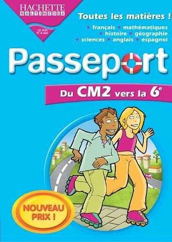 Passeport CM2 / sixième 2005