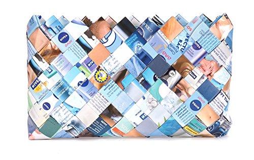 Clutch–Nivea Trousse DIY 300047 Bleu - Bleu