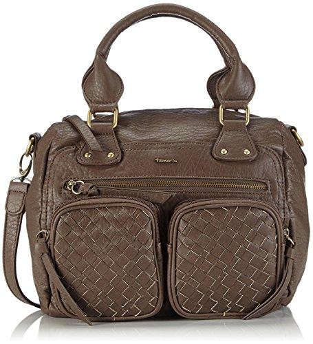 Tamaris CLARE Handbag 1981152-450 Damen Henkeltaschen 28x24x10 cm (B x H x T) Braun (Fango)