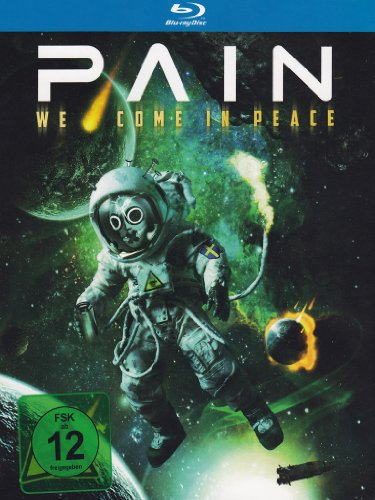 : Pain - We Come in Peace (BluRay + 2 CD)  [Blu-ray] (Blu-ray)