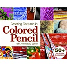 Creating Textures in Colored Pencil