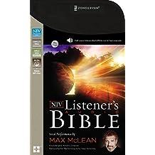 Listener's Audio Bible-NIV