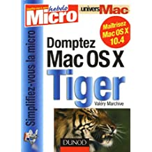 Domptez Mac OS X Tiger