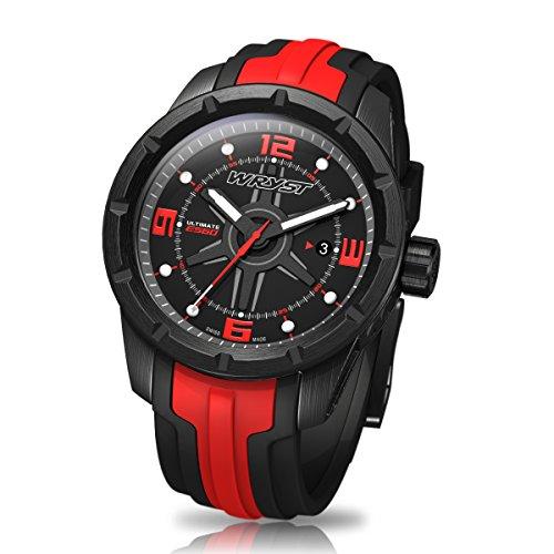 schwarz-und-rot-swiss-sport-armbanduhr-wryst-ultimate-es60-fur-extreme-sports