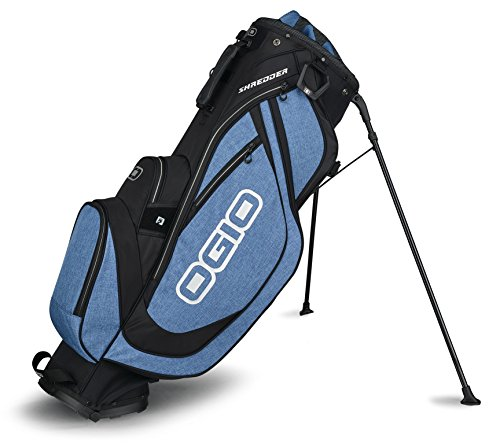 Ogio 2018 destructeur Sac de golf avec support, Homme, 125063_16, Blue Static
