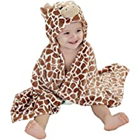 Queenshiny® ultra molle degli animali Strandkorb coperta per bambini per