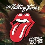 Official Rolling Stones 2015 Calendar (Calendars 2015)
