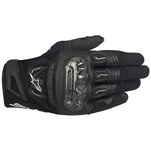SMX-2 Air Carbon v2 Handschuh schwarz L - Motorradhandschuhe