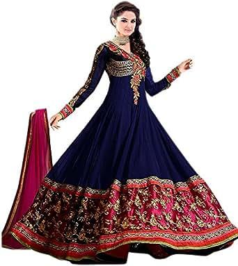 Aarvicouture Women's Anarkali Suit