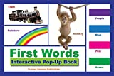 First Words - Interactive Pop Up Words: Ages 1-3 (English Edition)