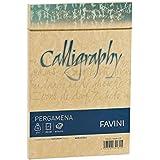 Favini Calligraphy A57W207 Enveloppes Parchemin