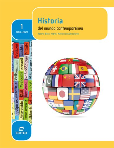 Historia del mundo contemporáneo 1º Bachillerato (LOMCE) - 9788490785065 por Roberto Blanco Andrés