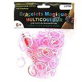 Les Trésors De Lily [L5788] - Webstühle rosa oder weiße magie armbänder.