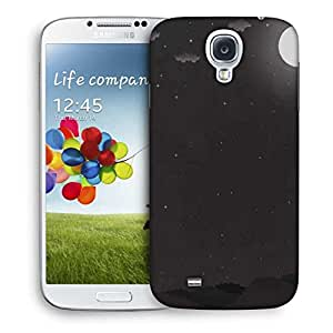 Snoogg Nigthfall Designer Protective Back Case Cover For Samsung Galaxy S4