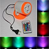MAKE IN INDIA SFL 15 Watt RGB Flood Spot Light Wall Mounted easy changing direction shock Proof Plastic body MADE IN INDIA