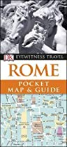 Rome Pocket Map and Guide (DK Eyewitness Travel Guide)