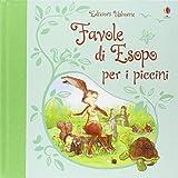Scarica Libro Favole di Esopo per i piccini Racconti per i piccini Ediz illustrata (PDF,EPUB,MOBI) Online Italiano Gratis