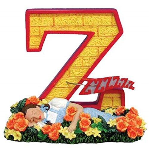 Von Zauberer Wicked Oz Witch Der (WL ss-wl-17026Wizard Of Oz Collectible Brick Buchstabe Z Figur, 7,6cm)