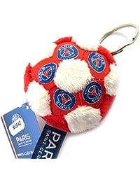PSG [M0842] - Porte-Clés ballon 'PSG' rouge