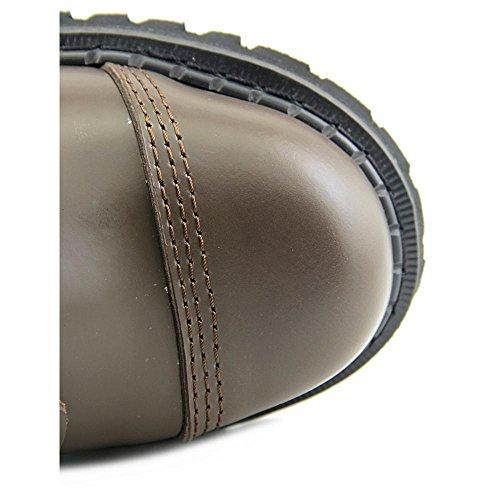 Demonia , bottes homme Marron - Brown Leather