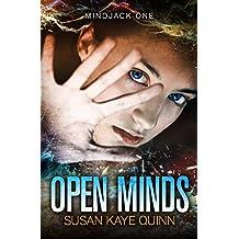Open Minds (Mindjack Series Book 1) (English Edition)
