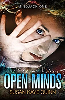 Open Minds (Mindjack Series Book 1) (English Edition) par [Quinn, Susan Kaye]